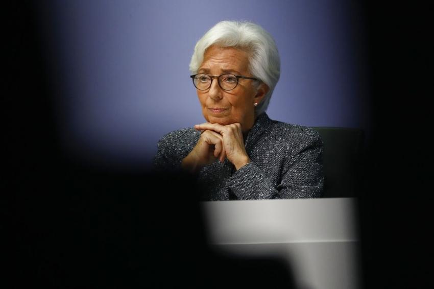 لاجارد تغير نبرتها بشأن صعود اليورو وتأثيره على التضخم