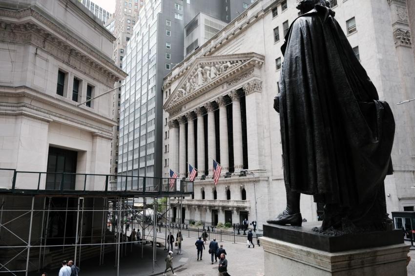 إنتعاش الأسهم الأمريكية في ختام أسبوع تداول مضطرب