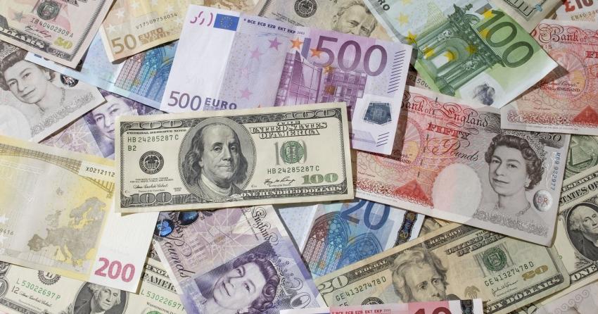 انخفاض اليورو مع زياده انتشار فيروس كورونا