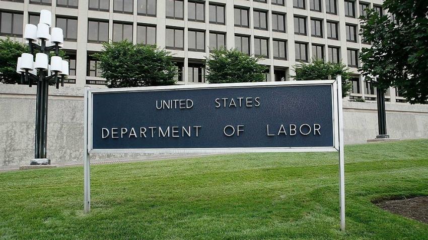 وزارة العمل الأمريكية تعلن تغييرات في إجراءات إصدار البيانات الاقتصادية