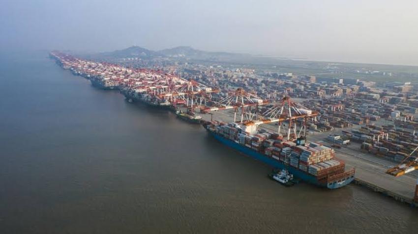 ارتفاع صادرات الصين في 2019 بينما تراجع إجمالي التجارة مع الولايات المتحدة