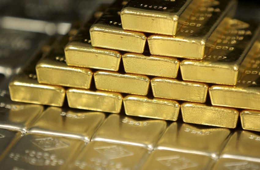 مكاسب الذهب مع توقف ارتفاع الأسهم وتراجع الدولار
