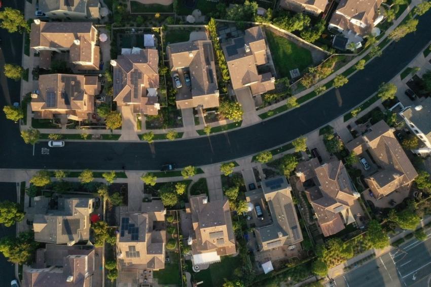قفزة غير مسبوقة في أسعار المنازل الأمريكية في مايو