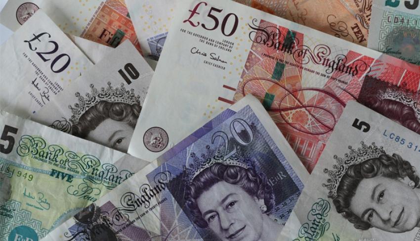 يرتفع الجنيه الإسترليني إلى أعلى مستوياته في ثلاثة أشهر مقابل الدولار