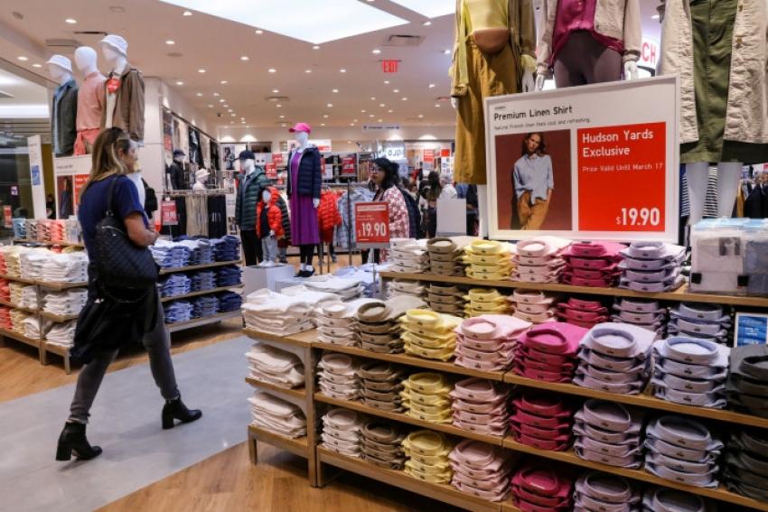 مبيعات التجزئة الأمريكية تسجل زيادة قوية في ديسمبر