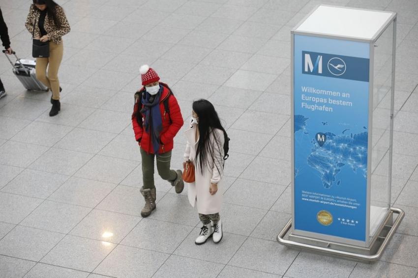 انخفاض كبير في ثقة المستثمرين الألمان بسبب فيروس كورونا