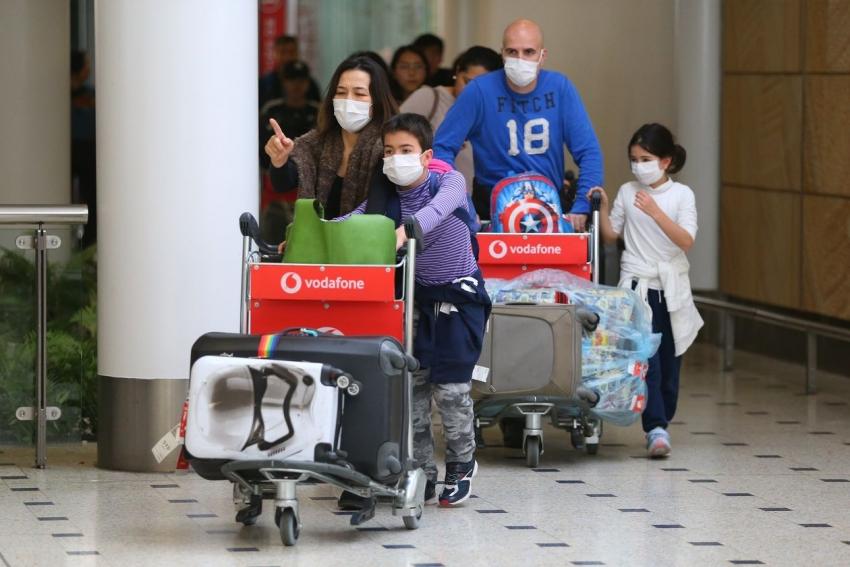 البورصات العالمية تكتسي باللون الأحمر مع إغلاق الصين مدن لإحتواء فيروس متفشي