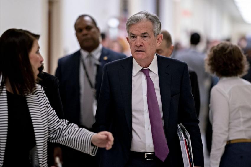 جيروم باويل يستعد للإدلاء بشهادته حول الاقتصاد أمام مجلس الشيوخ