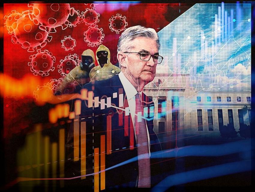 محضر اجتماع أبريل: فيروس كورونا يشكل تهديداً خطيراً على التوقعات الاقتصادية