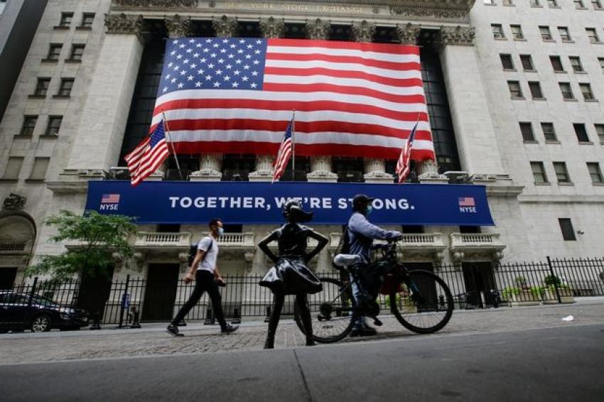 الأسهم الأمريكية ترتفع بشكل طفيف بينما السوق الصينية تواصل إنطلاقها