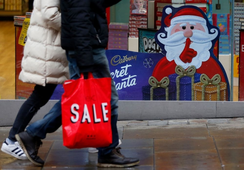 مبيعات التجزئة البريطانية تسجل أسوأ أداء سنوي على الإطلاق في 2019