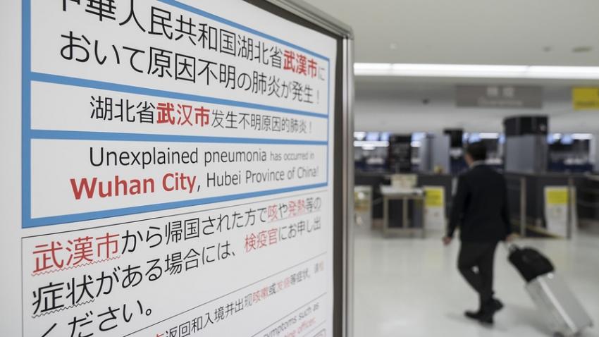 الأسهم الأمريكية تفتح على خسائر بعد قفزة في حالات الإصابة بكورونا في الصين